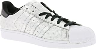 adidas Originals Superstar Mens Trainers S31641 Sneakers Shoes (US 9.5, Silver AQ4701)