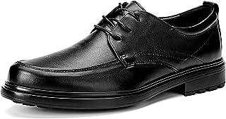tanxinxing Oxfords Zapatos de Vestir para los Hombres del Delantal Redondo del Delantal del Delantal del Delantal con el T...
