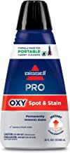 Bissell Professional Spot and Stain + Oxy Portable Machine Formula, 32 Oz Portable Oxy Formula