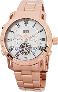 Reichenbach - Burgmeister reloj caballero automatico Printz, RB310-318