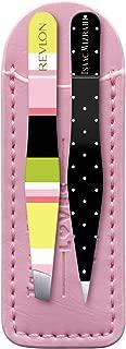 Revlon Beauty Tools Mini Tweezer Set, packaging may vary