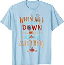 swimming t shirts quotes