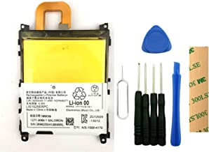 for Sony Xperia Z1 C6906 Replacement Battery LIS1525ERPC Free Adhesive Tool