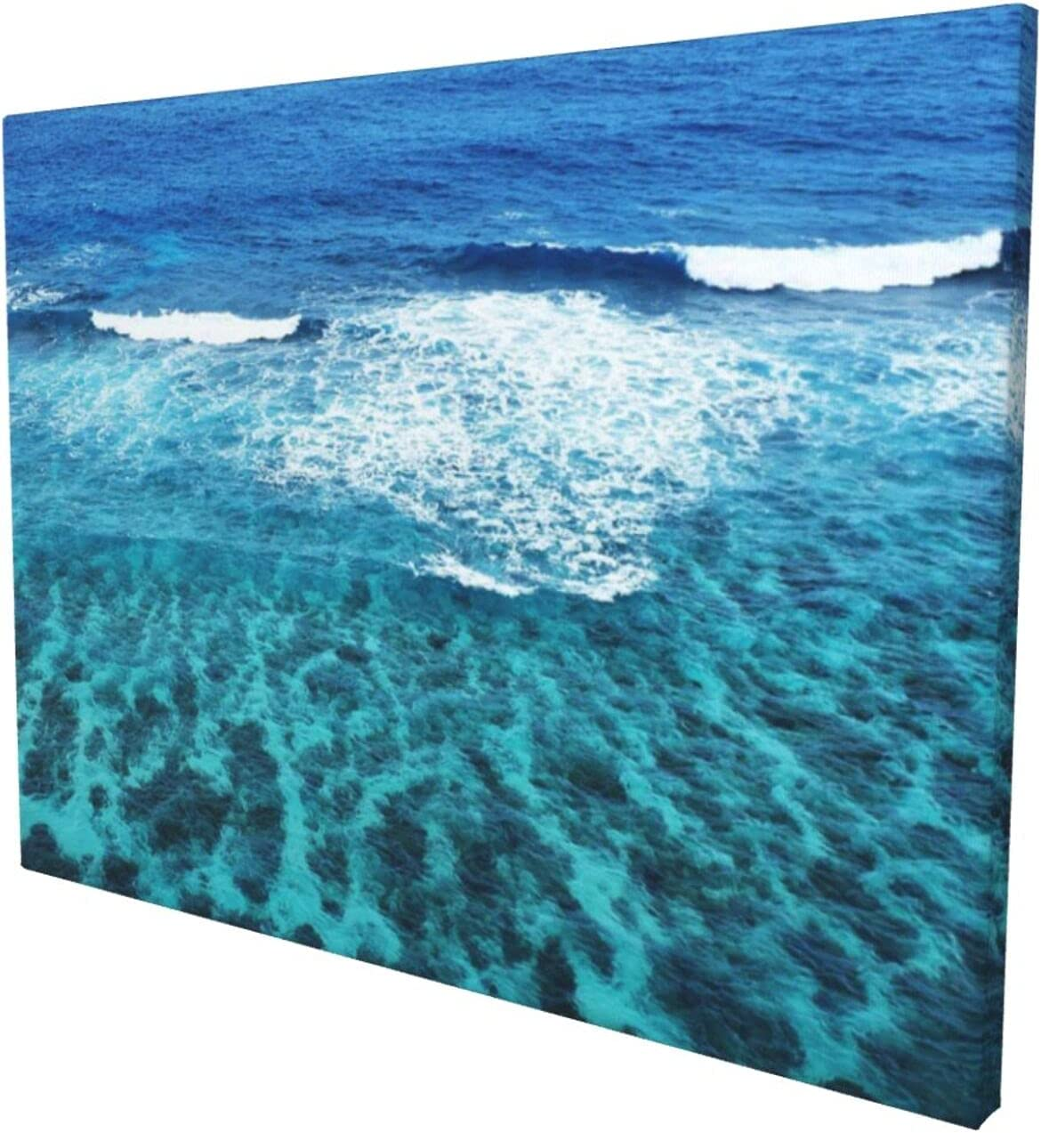 Wall Trust art sea waves painting decoration Special price home room bedroom living
