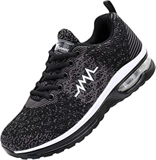 Women's Air Running Tennis Shoes Lightweight Cross Trainers Workout Sport Gym Athletic Sneakers