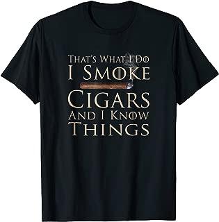 Best cigar tee shirts Reviews