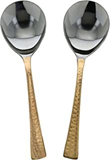 Serving Spoons Set of 2 Indian Dinnerware Serveware
