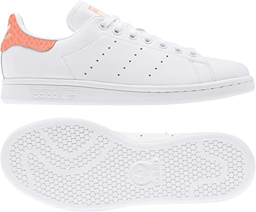 Footwear White/Footwear White/Chalk Coral