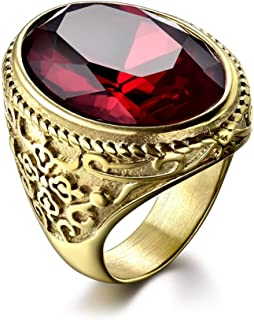 Best mens medieval rings Reviews