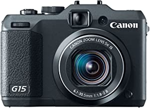 Best canon g15 used Reviews
