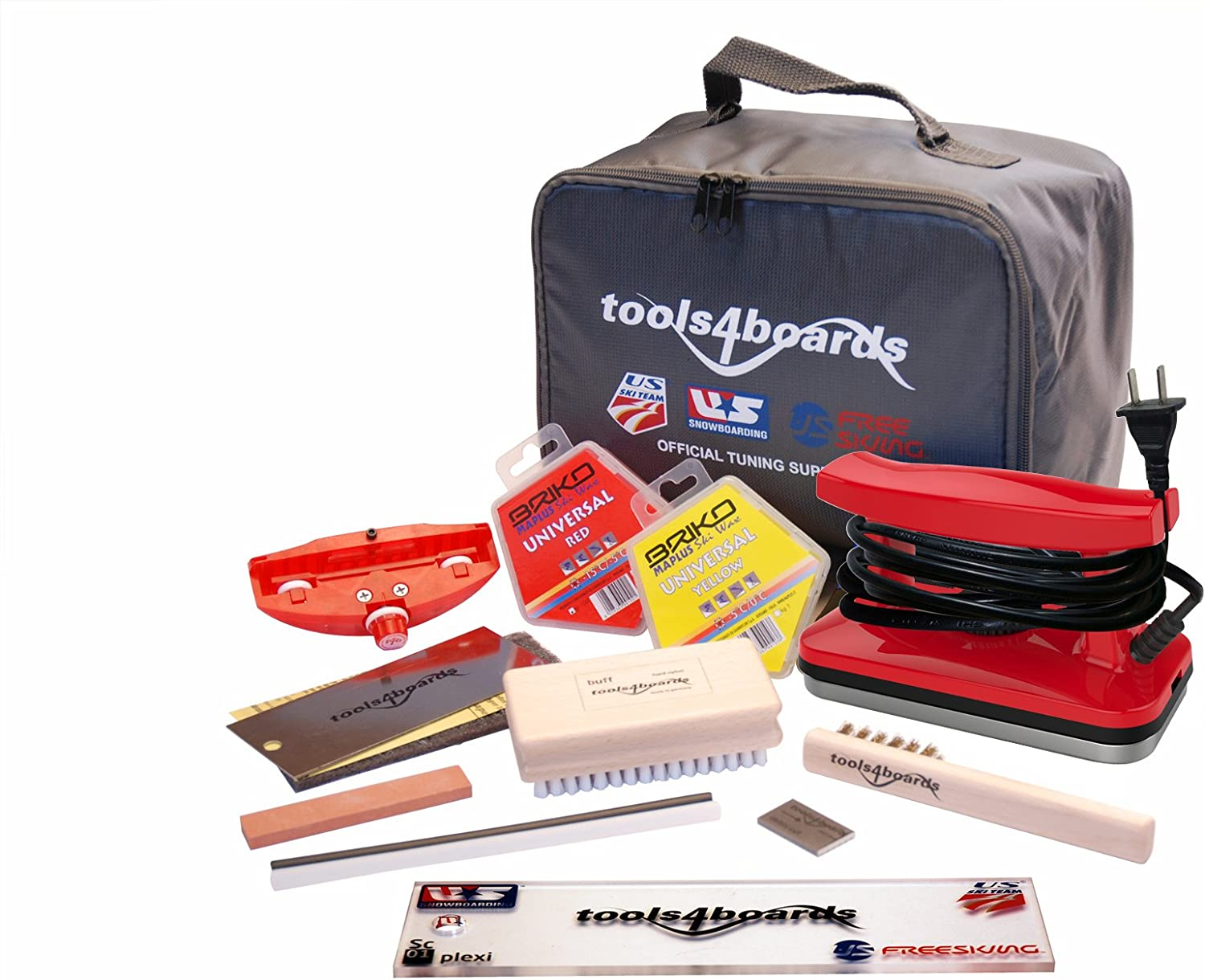 Tools4Boards Global Snowboard SuperStation Tuning Kit