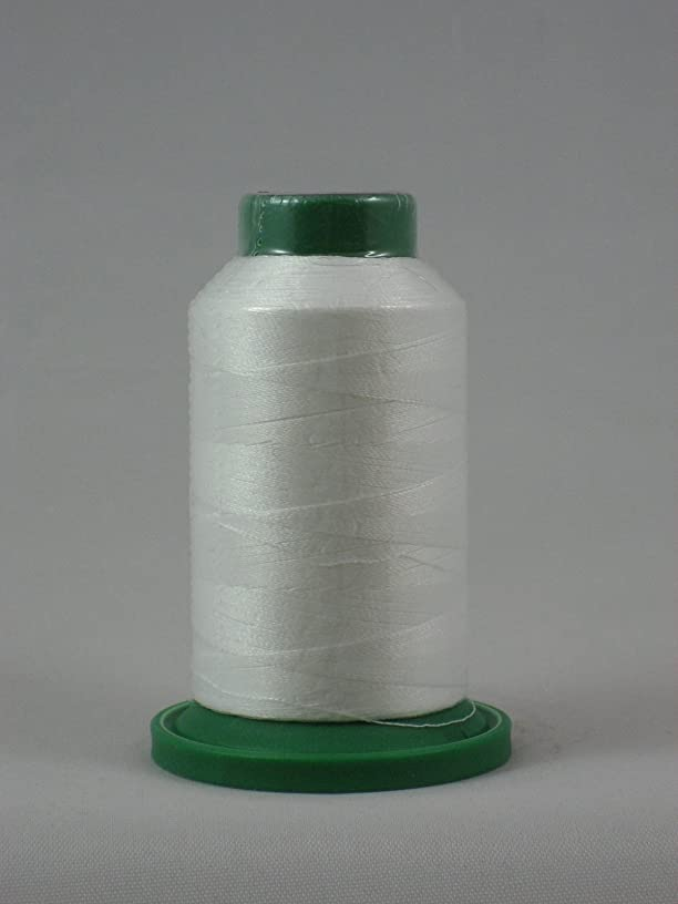 Isacord Embroidery Thread 1000m 0010 lust057888670700