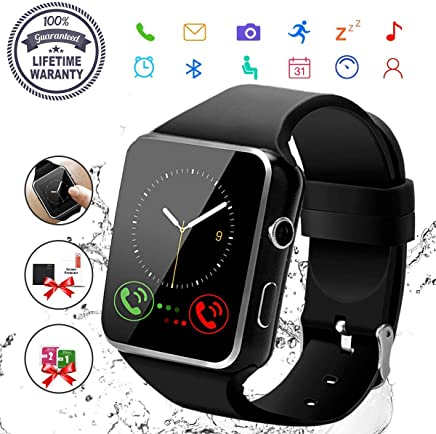 965fc6333cd Amazon.com   25 to  50 - Smartwatches   Wearable Technology  Electronics