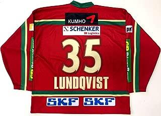 Henrik Lundqvist Frolunda Indians Sweden Jersey Small New York Rangers New - 5