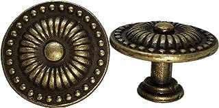 Creatwls 10 piezas Gabinete de Cocina Tiradores de Cer/ámica Puerta Tiradores Armario Tirones Muebles de Cocina Manillas del Gabinete