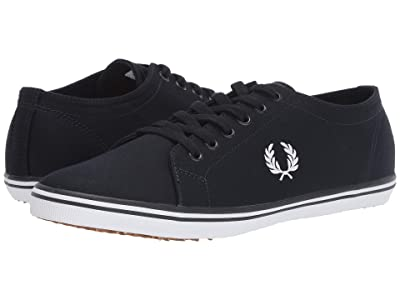 Fred Perry Kingston Twill (Navy/White) Men