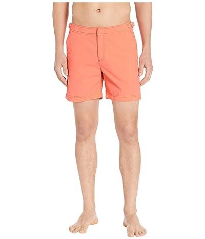 Orlebar Brown Bulldog Swim Trunk (Hot Coral) Men