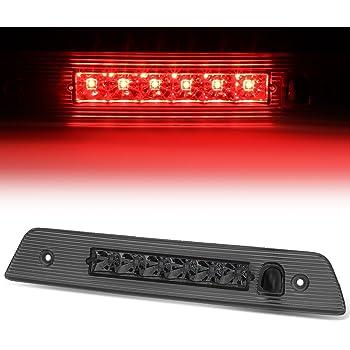 Brake Light for 07-17 Durango//Grand Cherokee//Caliber 3rd Red Rear LED Third