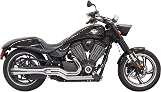 Bassani Xhaust - 6H22R - Road Rage 2-Into-1 Exhaust System