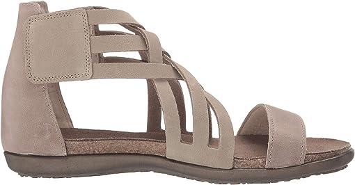 Sand Suede/Khaki Beige Leather