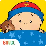 Goodnight Caillou - Bedtime Activities