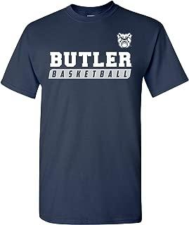 NCAA Basketball Slant, Team Color T Shirt, College, University