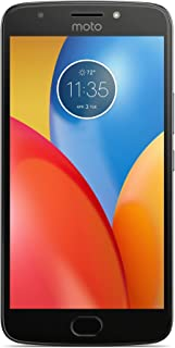 Smartfon Motorola E Plus (4 g do sieci LTE) (aparat 13 MP, akumulator 5000 mAh) iron/szary [wersja francuska]