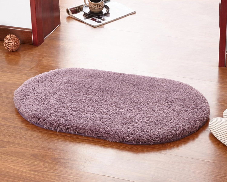 Couch mat thickening plush bedroom mat Bay window mat Room bed mat Rectangular pad-N 60x120cm(24x47inch)