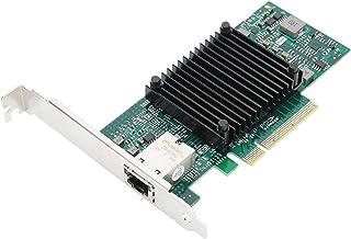 Socobeta Tarjeta de Red Arquitectura Estable de 10 Gigabit Más Simple Servidor Ethernet líder en la Industria Duradero Com...