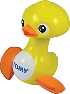 Tomy Play To Learn E72030 Wibble Wobble Duckling, Yellow