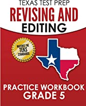 TEXAS TEST PREP Revising and Editing Practice Workbook Grade 5: Practice and Preparation for the STAAR Writing Test