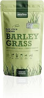 Organic Barley Grass JUICE Powder - 200g (7oz)   100% Raw Food Base   Detox -Gut Health Booster - Energy Boost   Organic C...