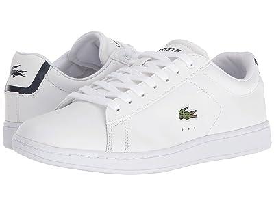 Lacoste Carnaby EVO BL 1 (White) Women