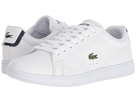 Clearance Store Cheap Price Low Shipping Fee Cheap Online Lacoste Carnaby EVO BL 1 White 806zmIr