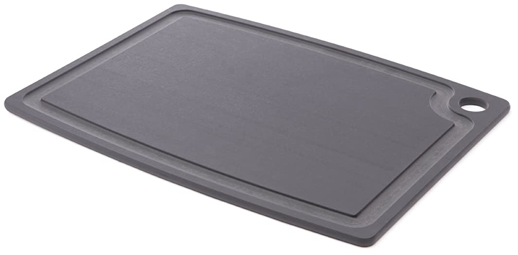 Epicurean Cutting Surfaces 18 by 13-Inch Gourmet Cutting Board with Juice Groove, Slate