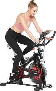 HEKA Bicicleta Estáticas para Fitness, Bicicleta Spinning de Interior, Profesional Bicletas Estáti