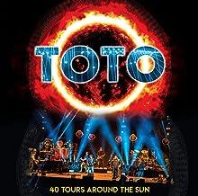 40 Tours Around The Sun [3 LP][Blue/Orange Starburst Swirl]