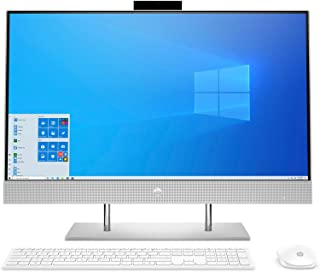 "HP All-in-One 27-dp0076ns - Ordenador de sobremesa 27"" Full HD (Intel Core i5-10400T, 16 GB RAM, 512 GB SSD, Intel UHD, Wi..."