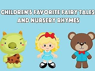 Children's Favorite Fairy Tales and Nursery Rhymes