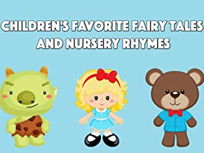 Children's Favorite Fairy Tales and Nursery Rhymes
