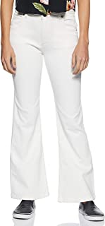 United Colors of Benetton Women's Boot Cut Jeans