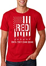 AW Fashions R.E.D. - Remember Everyone Deployed Until They Come Home Premium Men's T-Shirt