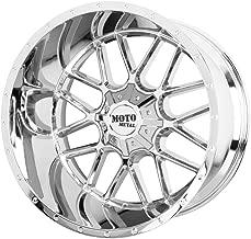 Moto Metal MO986 20x9 5x127/5x139.7 +18mm Chrome Wheel Rim
