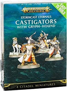 Citadel Easy-To-Build Castigators with Gryph Hound Warhammer Age of Sigmar