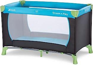 Hauck Dream N Play - Cuna de viaje 3 piezas 120 x 60 cm,