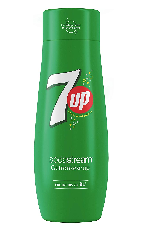 SodaStream Sirup 7UP - Zitronen-Geschmack
