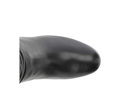 Hacer Naren pedido Spiga Través Negro De Leatherclay A un Gamuza De 5rHUqxwXrn