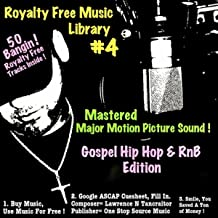 Royalty Free Music Library V4 (50 Songs)