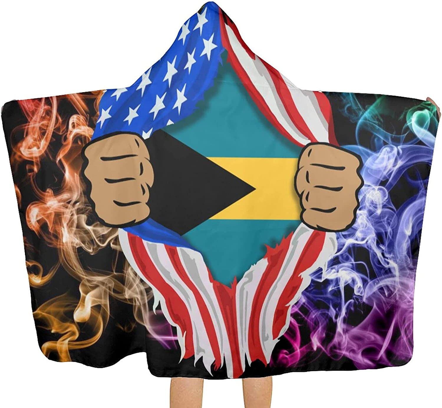 Sale item Brand Cheap Sale Venue Blood Inside Me Bahamas Beach Quick-Drying Hood Towel with