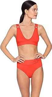 Robin Piccone Women's Kate Scoop Neck Bikini Top
